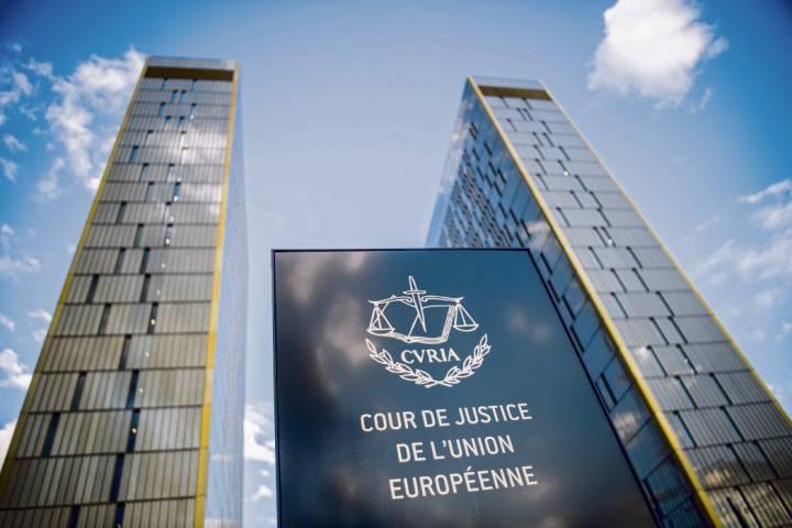 Salle Cour de justice de l'UE (CJUE)