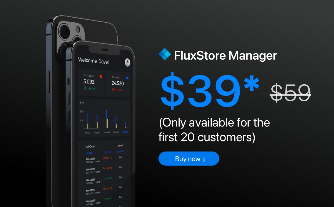 Fluxstore Multi Vendor - Flutter E-commerce Full App - 16