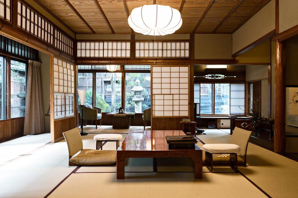 منزل بالنمط الياباني - تصميم منزل ياباني
