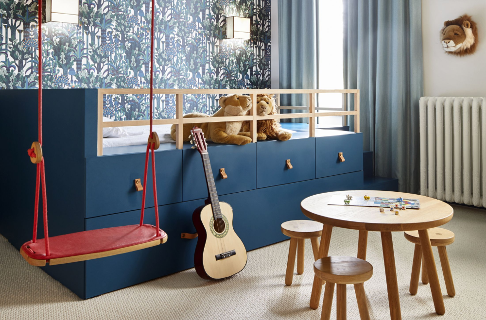 Fun & Cool Ideas To Create the Perfect Kids Bedroom - Articles about Furniture and Furnishing 7 by  image