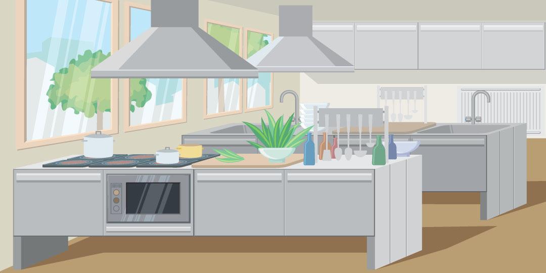 Hotel Kitchen Cleaning Checklist