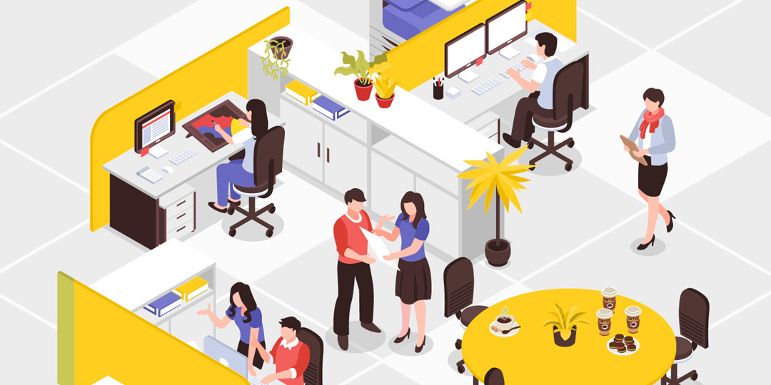 The Future of Coworking Offices thumbnail picture