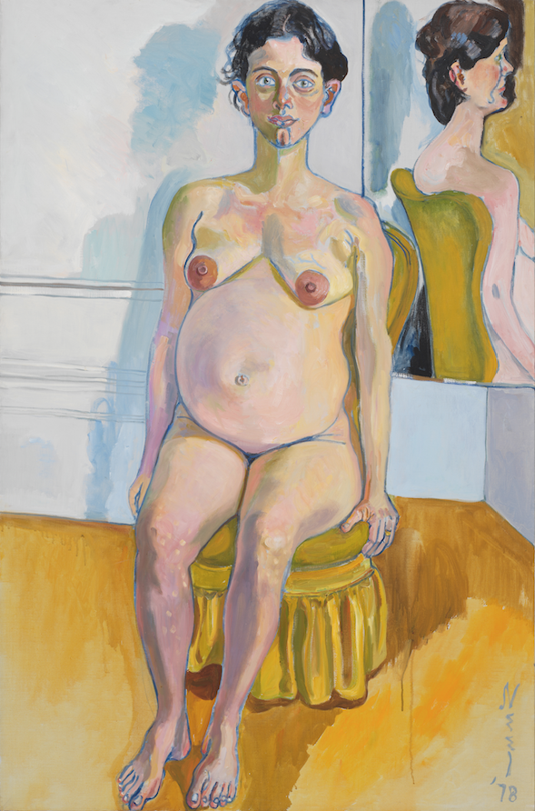 portrait-of-pregnant-woman