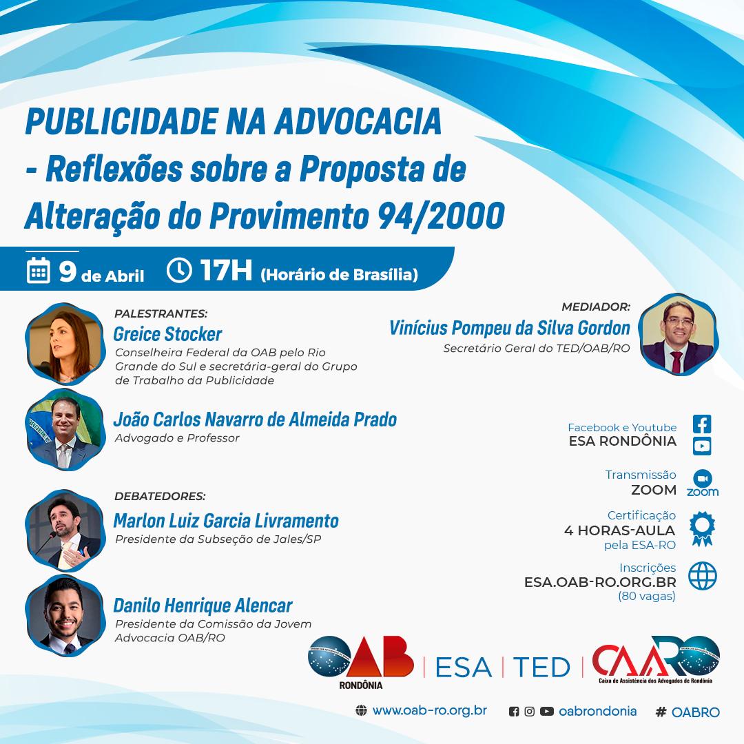 FEED-09.04- Publicidade na Advocacia - Reflexões sobre a Proposta de Alteração do Provimento 942000 v2.jpg
