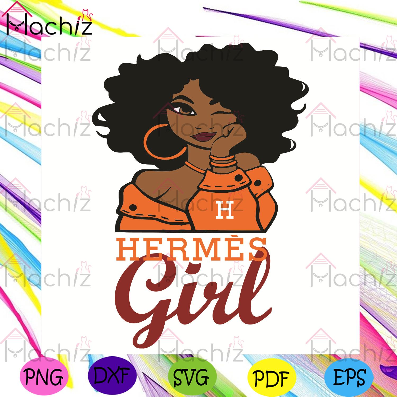 Hermes girl svg, trending svg, hermes svg, hermes black girl svg, black girl svg, girl love hermes svg, hermes logo svg, hermes dress svg, hermes silhouette svg, hermes pattern svg, hermes lovers svg, girl gifts svg, hermes gifts svg