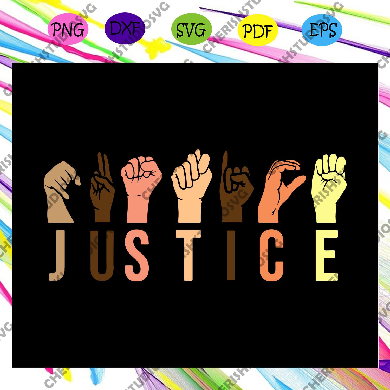 Justice svg, black lives matter svg, black history month svg, black people svg, i black queen svg, thick women svg, black girl magic svg, black lives matter, files for silhouette, files for cricut, svg, dxf, eps, png, instant download