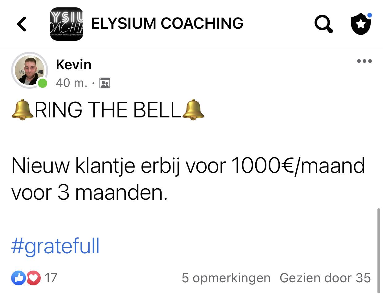 De Elysium Familie: Van Jong Tot Oud