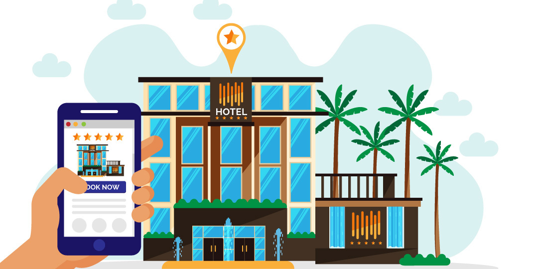 What is a hotel reservation system?
