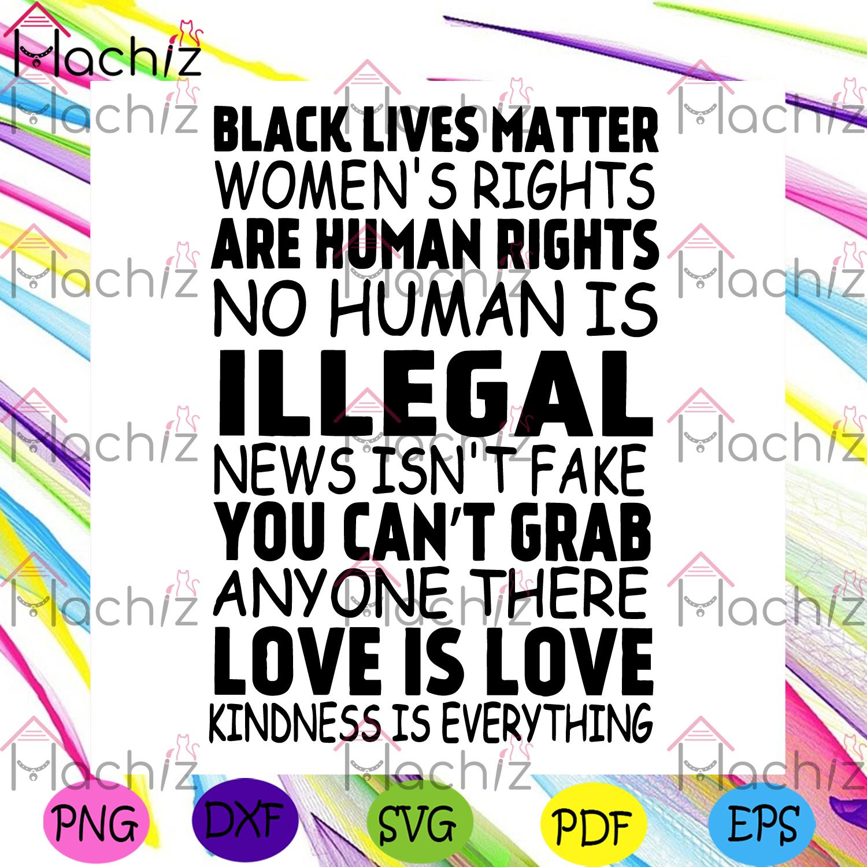 Black people quote svg black girl svg, black lives matter