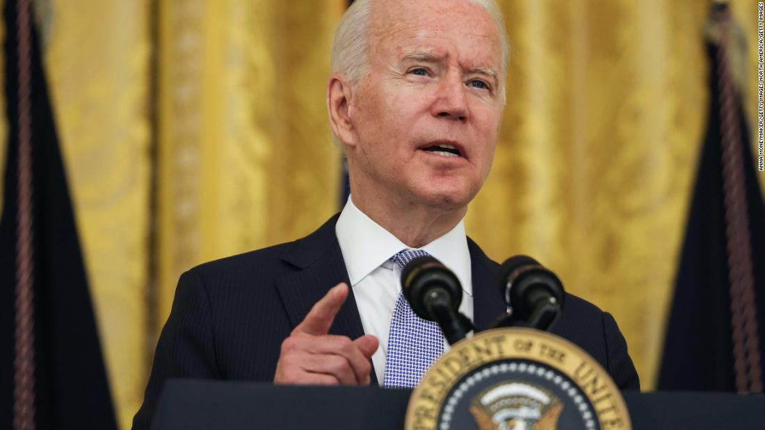 US Präsident Biden | Bildquelle: https://t1p.de/9233 © CNN Es | Bilder sind in der Regel urheberrechtlich geschützt